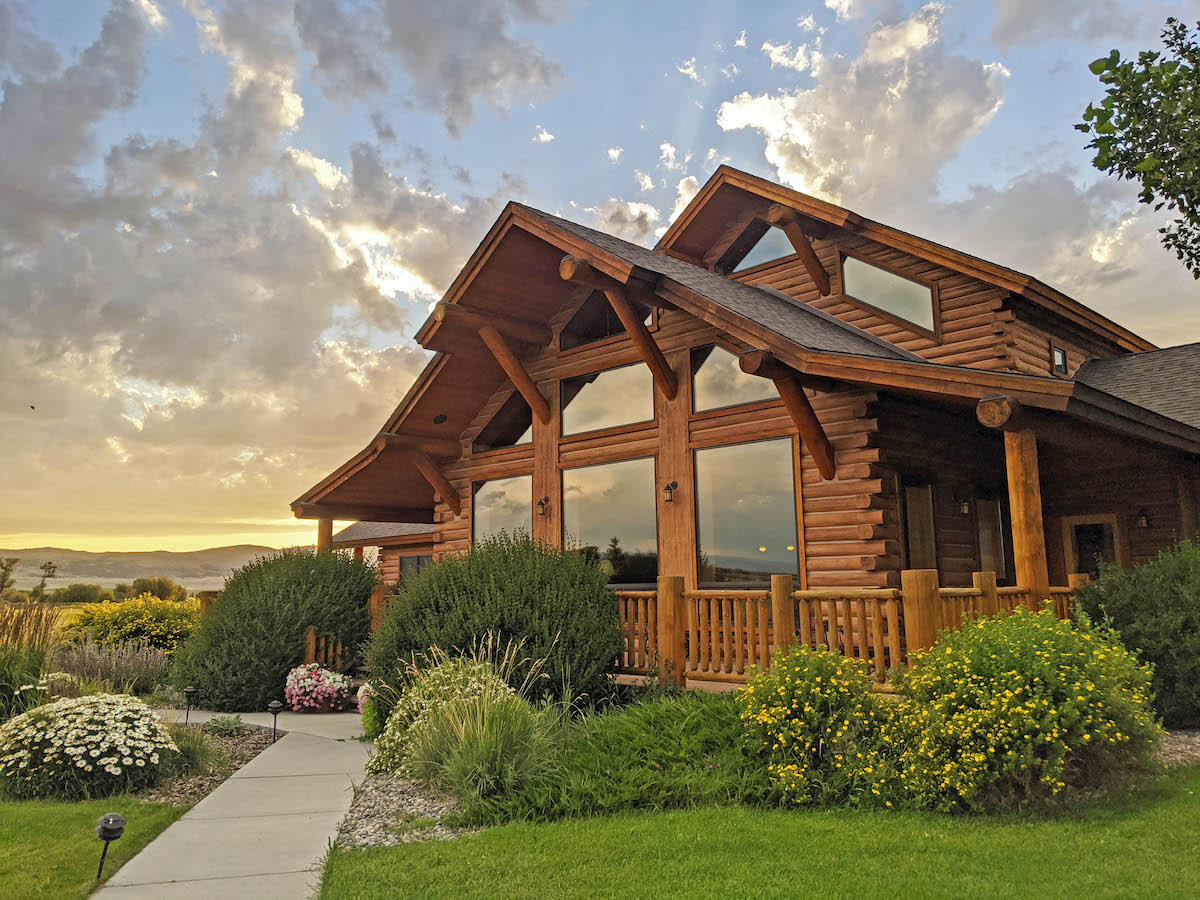 The Channels Lodge at Madison Valley Ranch in Ennis, MT.