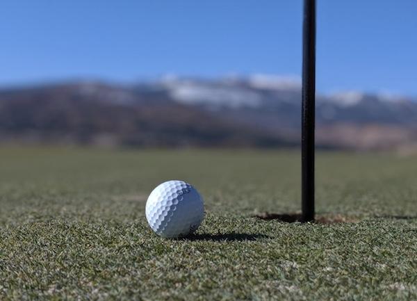 Ennis, MT golf course