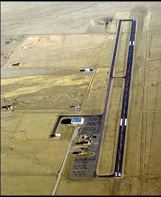 Ennis mt private airport