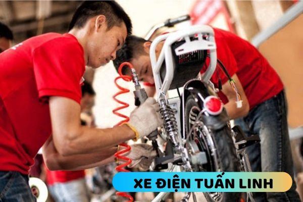 Sửa xe đạp điện tại Ba Đình