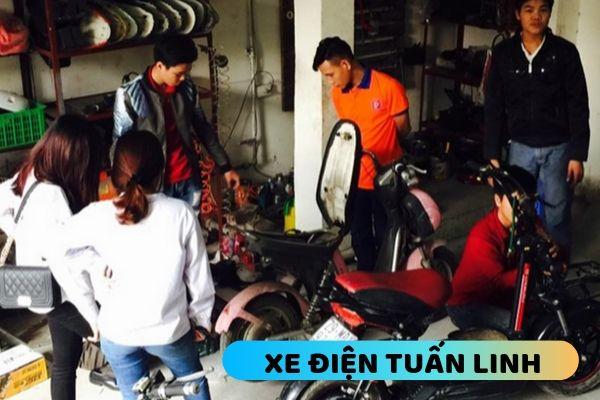 Sửa xe đạp điện tại Gia Lâm