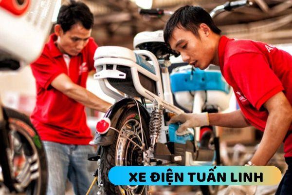 dịch vụ sửa xe điện tại nhà