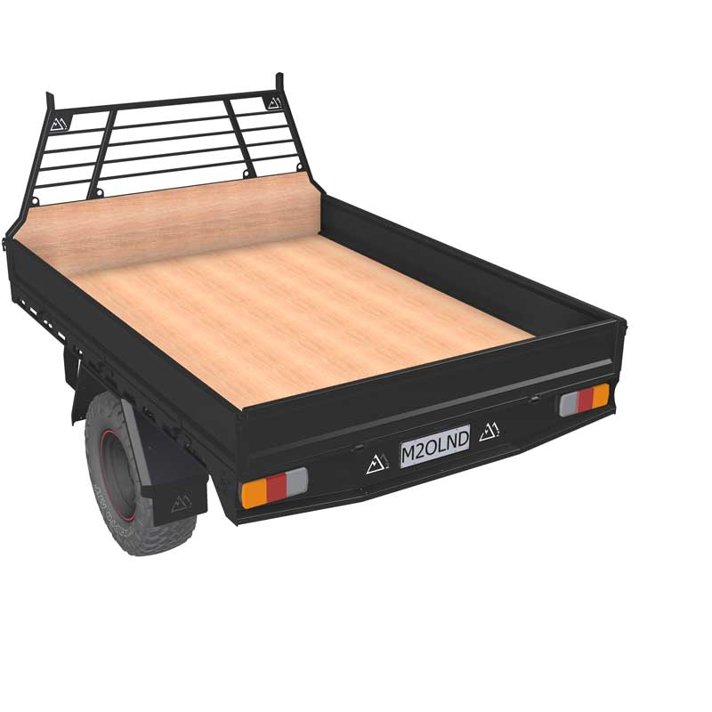 Single Cab Grass Roots Ute Deck
