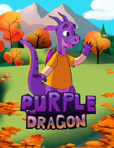 Purple the Dragon