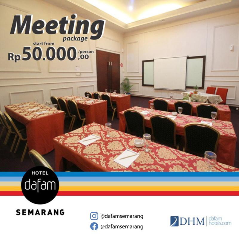 HDS Meeting Package