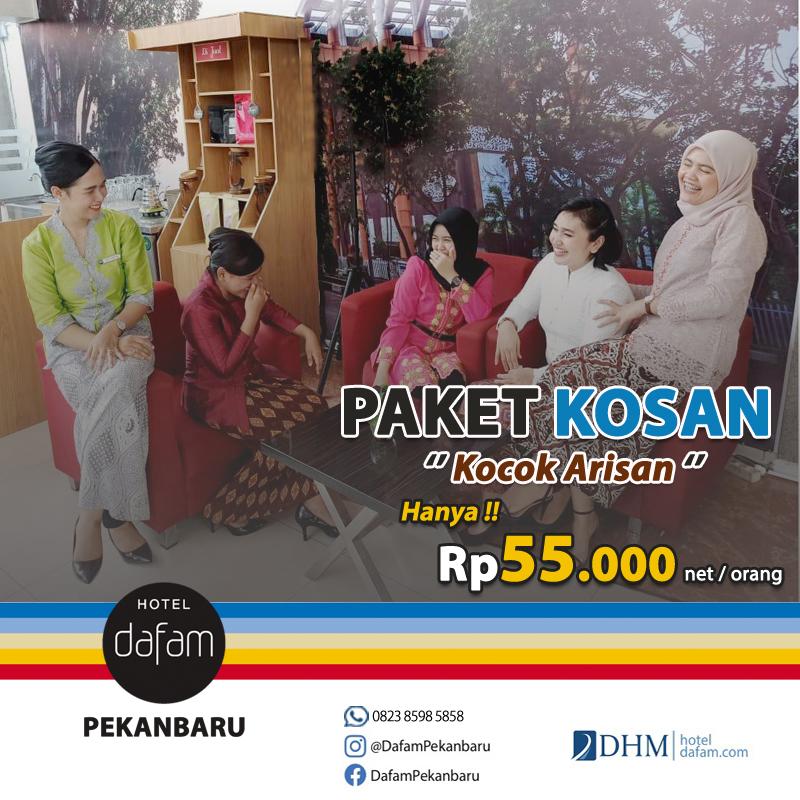 HDPR Arisan Package
