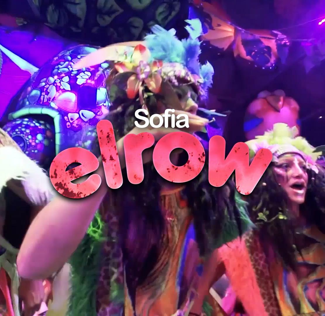 elrow sofia
