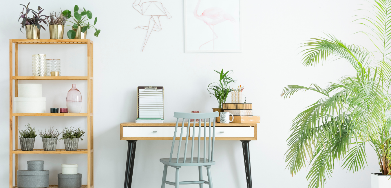 Level Up Your Work Space