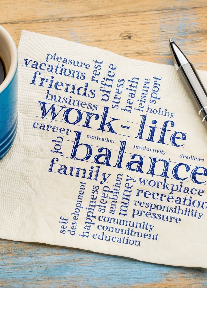 Work-life balance in a post-pandemic world – we can help.