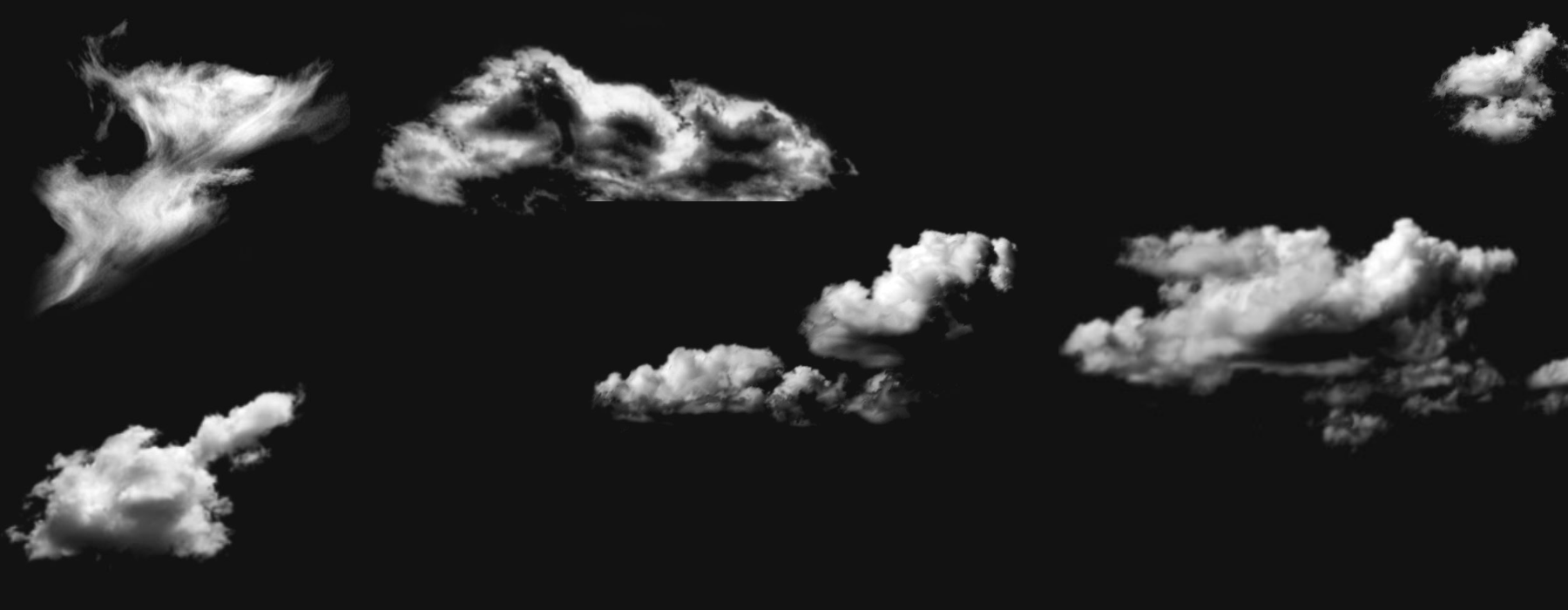 Dream Panel Clouds