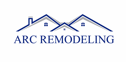 ARC Remodeling and Construction header logo.