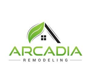 ARCADIA REMODELING header logo.
