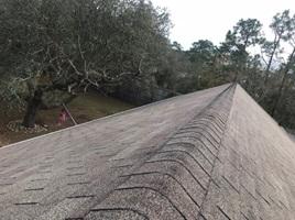 Missing granules on Alma AR roof.