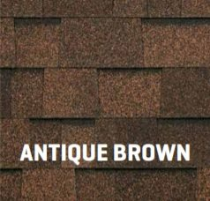 Malarkey Vista AR Antique Brown