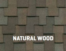 Malarkey Windsor Natural Wood