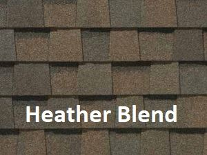 Certainteed Landmark Heather Blend