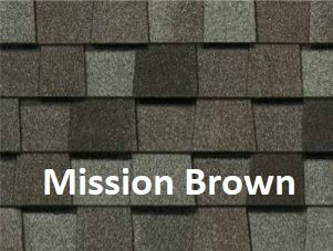 Certainteed Landmark Mission Brown