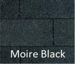 Certainteed XT 25 Moiré Black.