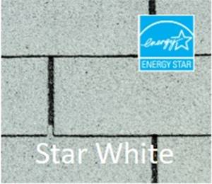 Certainteed XT 25 Star White.