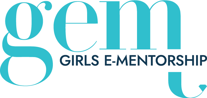 Girls E-Mentorship Logo