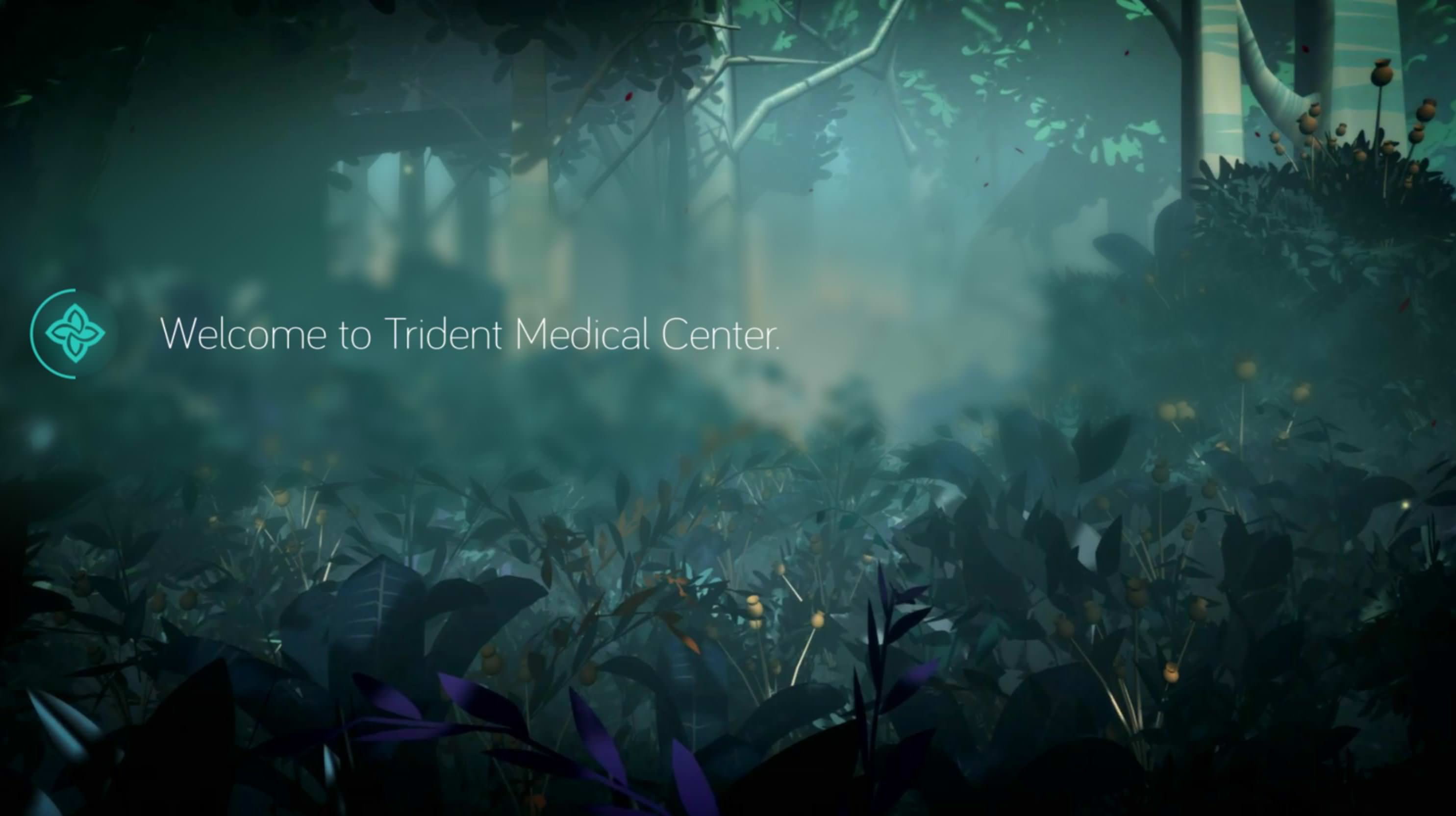 Ouva Virtual Assistant welcoming patients to Trident Summerville Medical Center