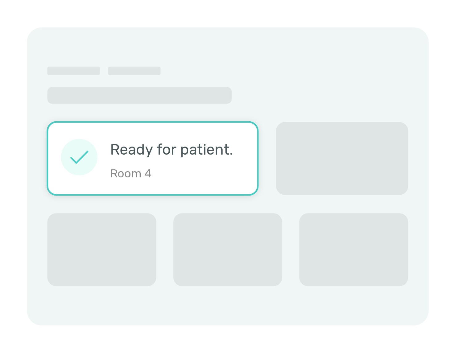 Automated patient room assignment