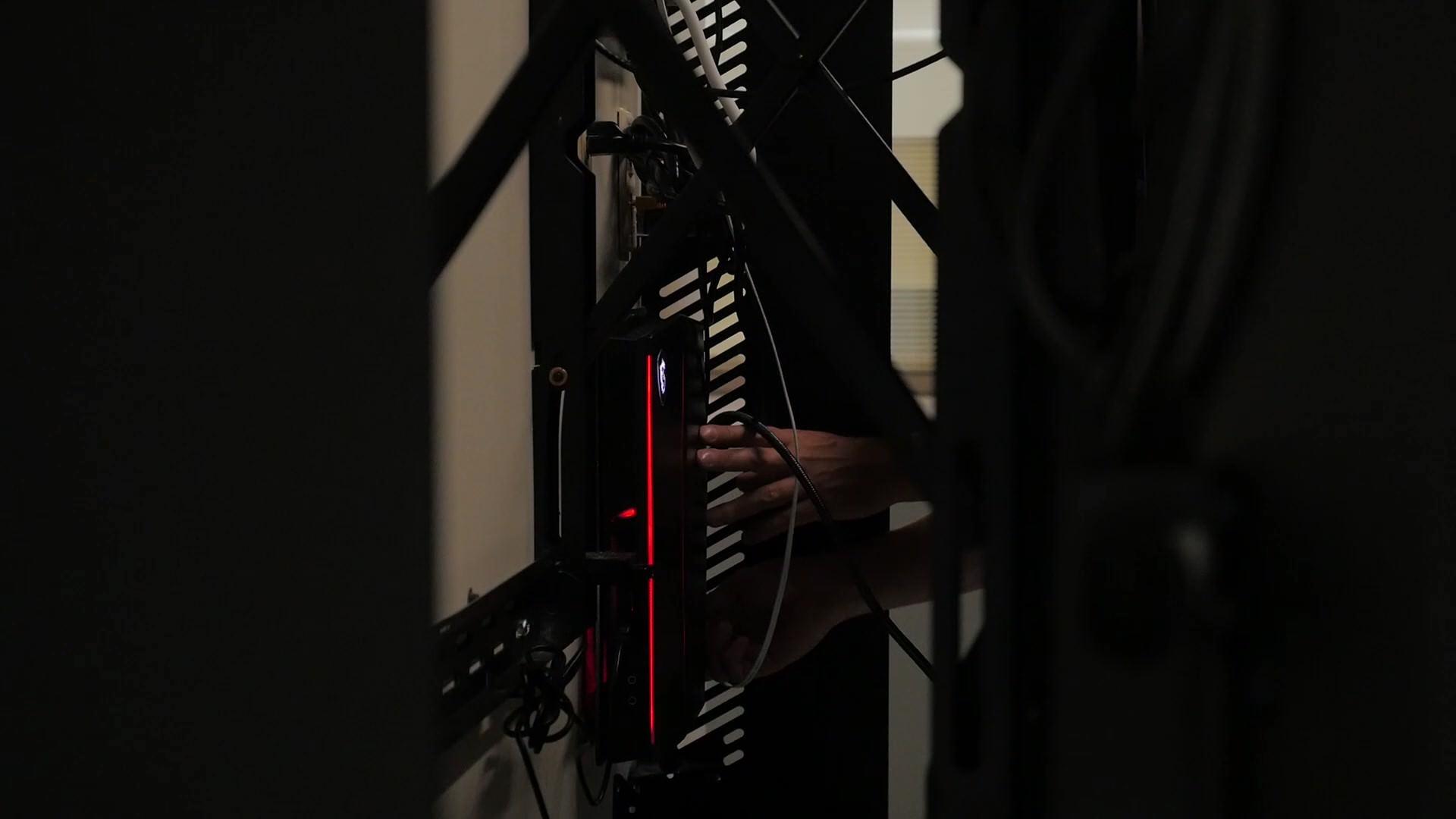 Photo from Ouva turn-key installation service
