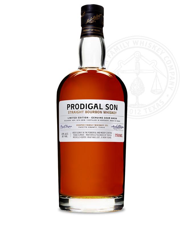 Prodigal Son Bourbon Whiskey