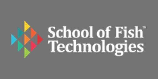 School of Fish Logo