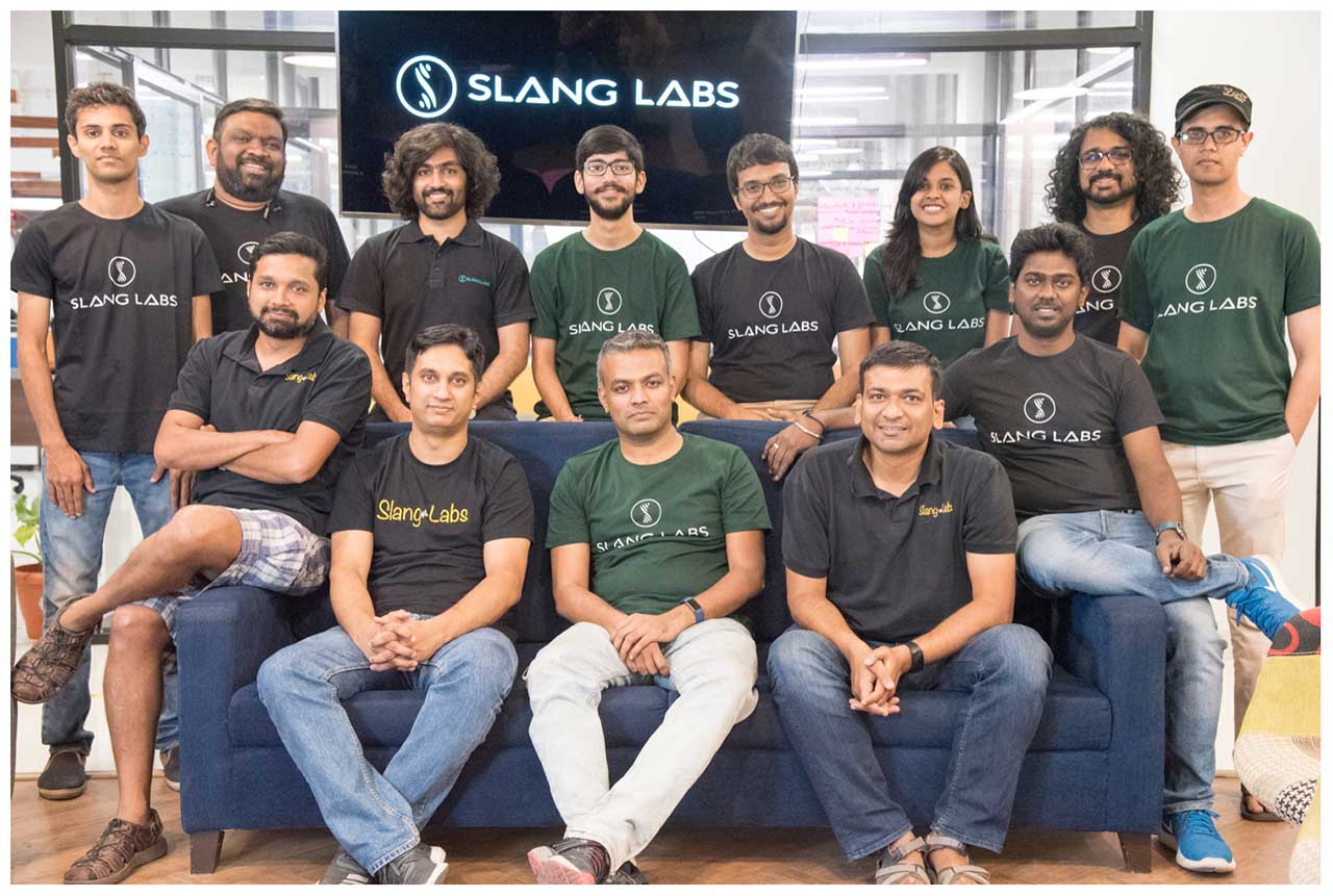 Slang Labs Team Members