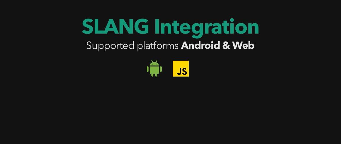 Slang Integration Desktop