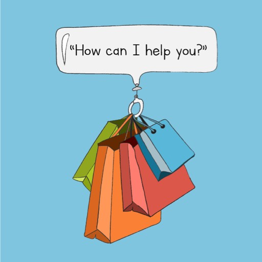 Handsfree Shopping