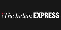 The Indian express logo