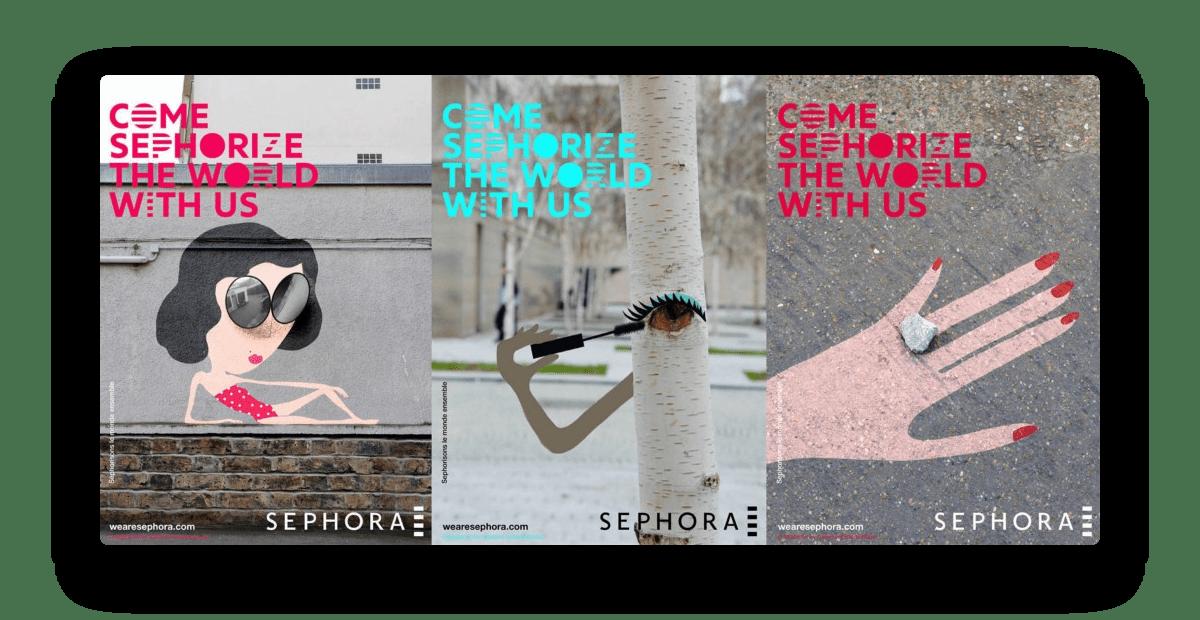 Site carrière Séphora