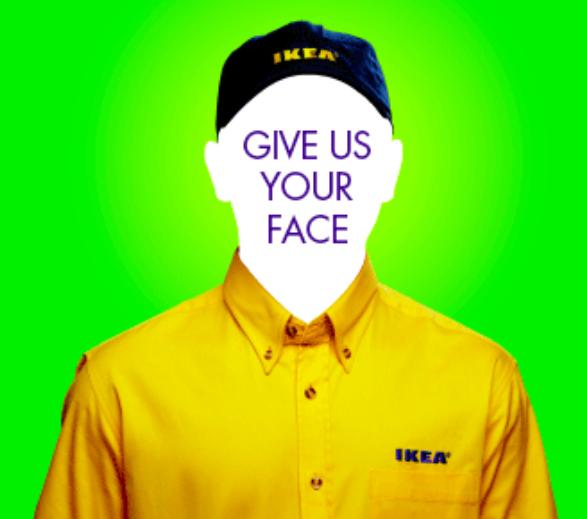 Ikea veut connaître le vrai visage de ses collaborateurs
