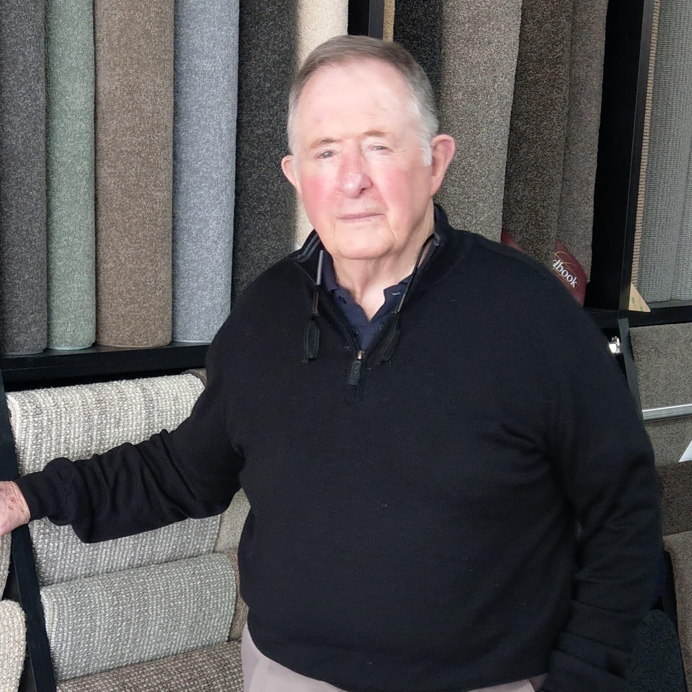 Keiran O'Connor, Flooring Consultant at Creme