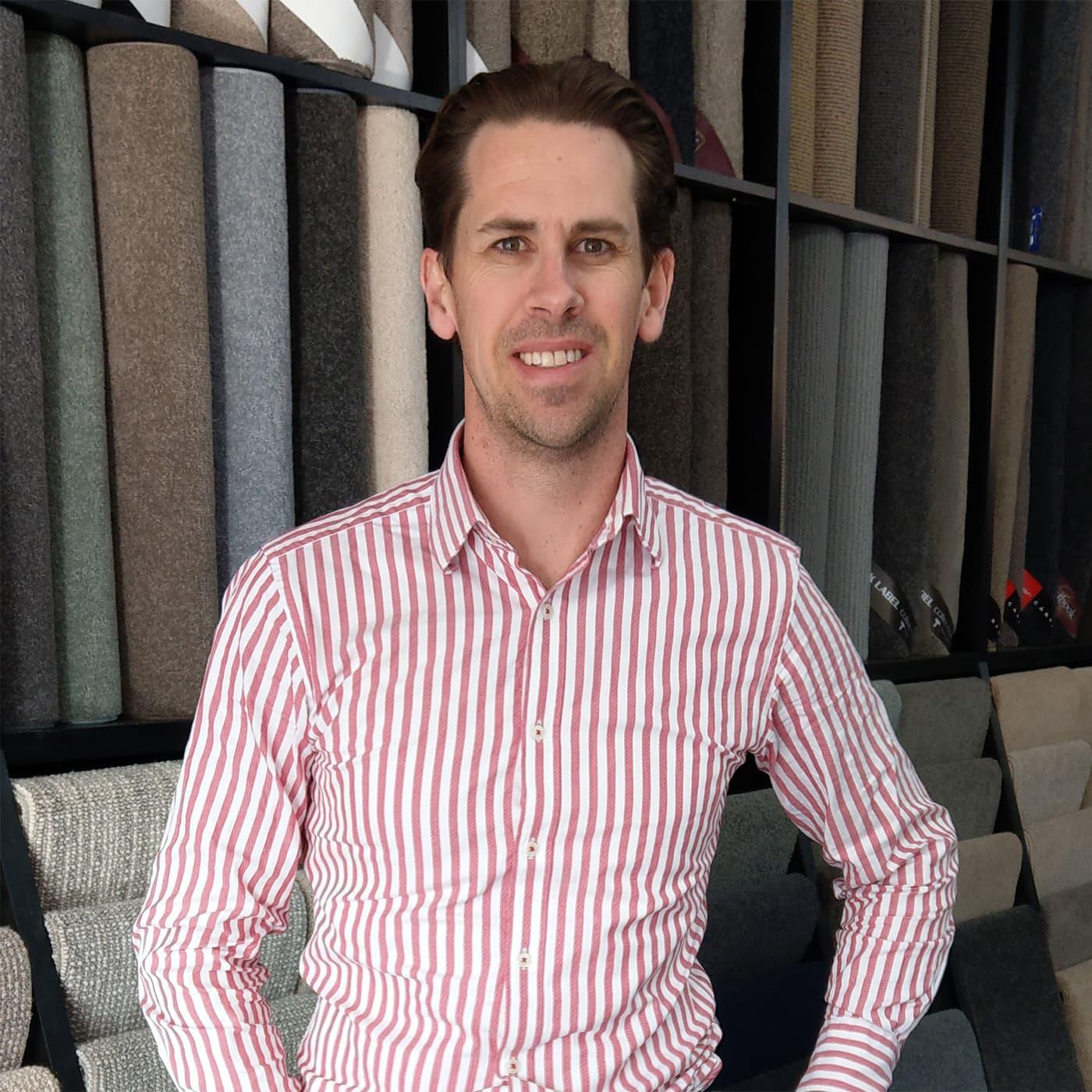 David Morgan, Managing Director of Creme