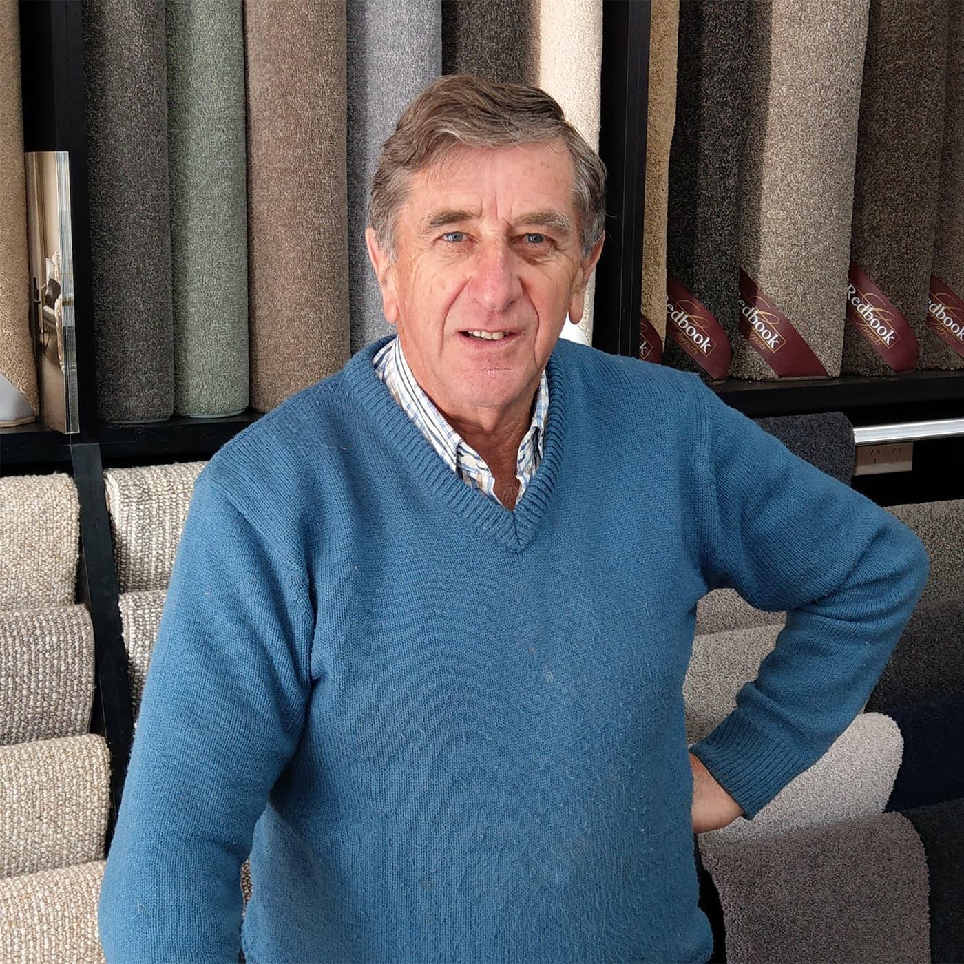 John Morgan, Flooring Consultant at Creme