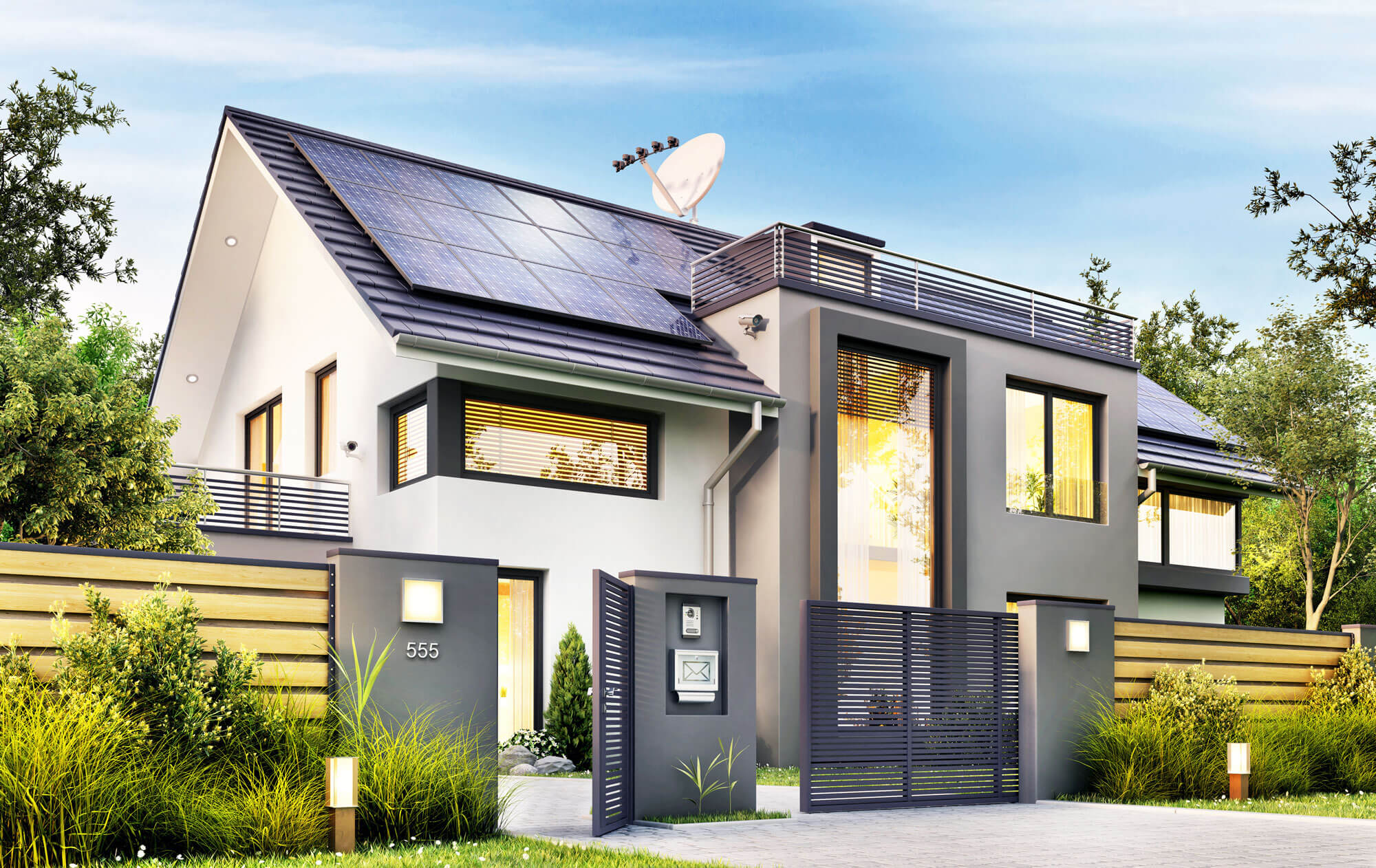 energy independence for your home
