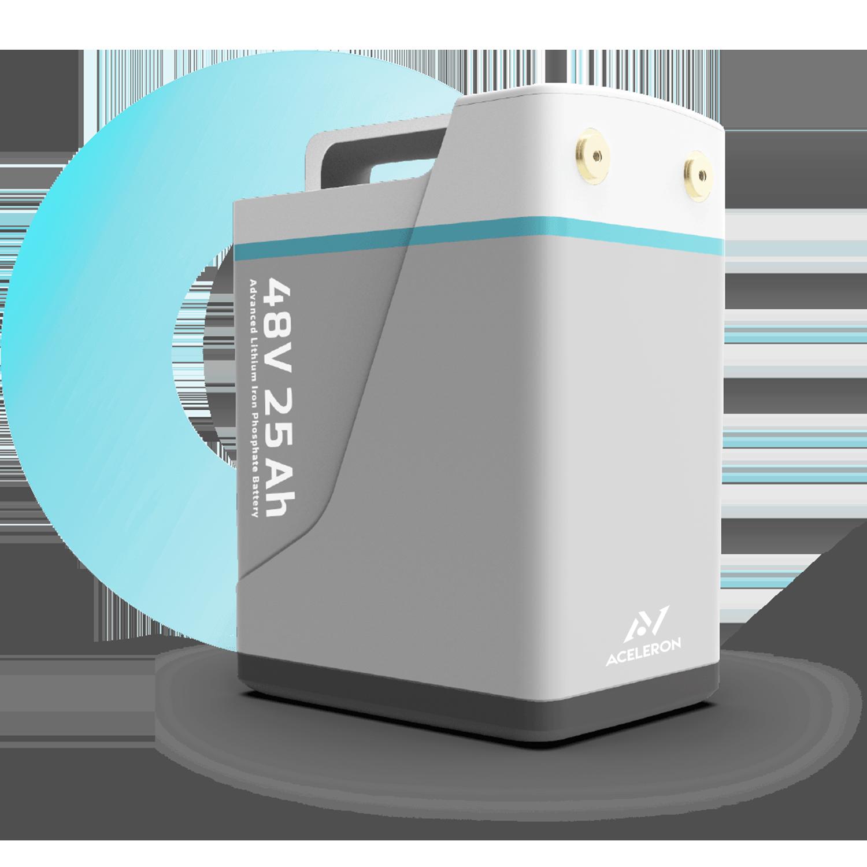 Essential 48V 25Ah battery