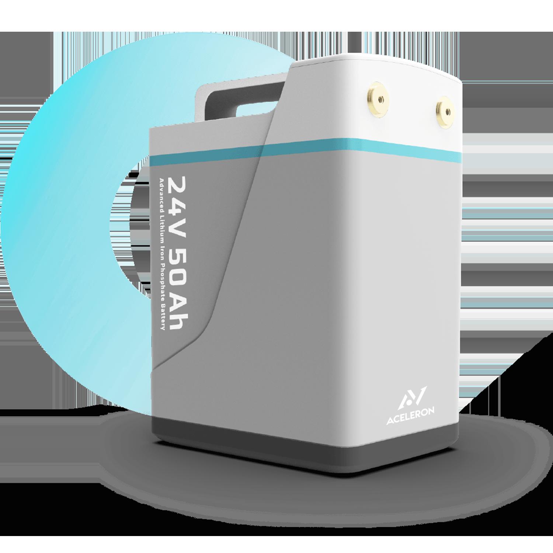 Essential 24V 50Ah battery