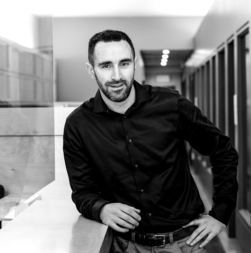 Team member Christophe Chancel