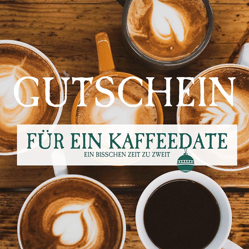 Gutschein Kaffeedate