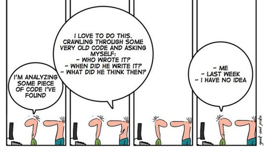 Software Archeology