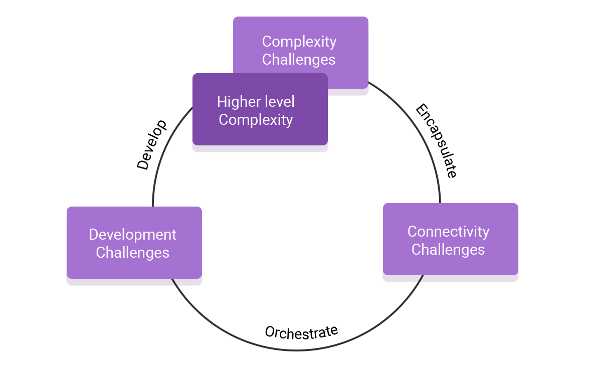 Development Challenges Infographic