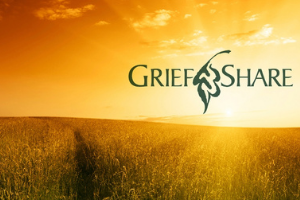 Grief share flyer