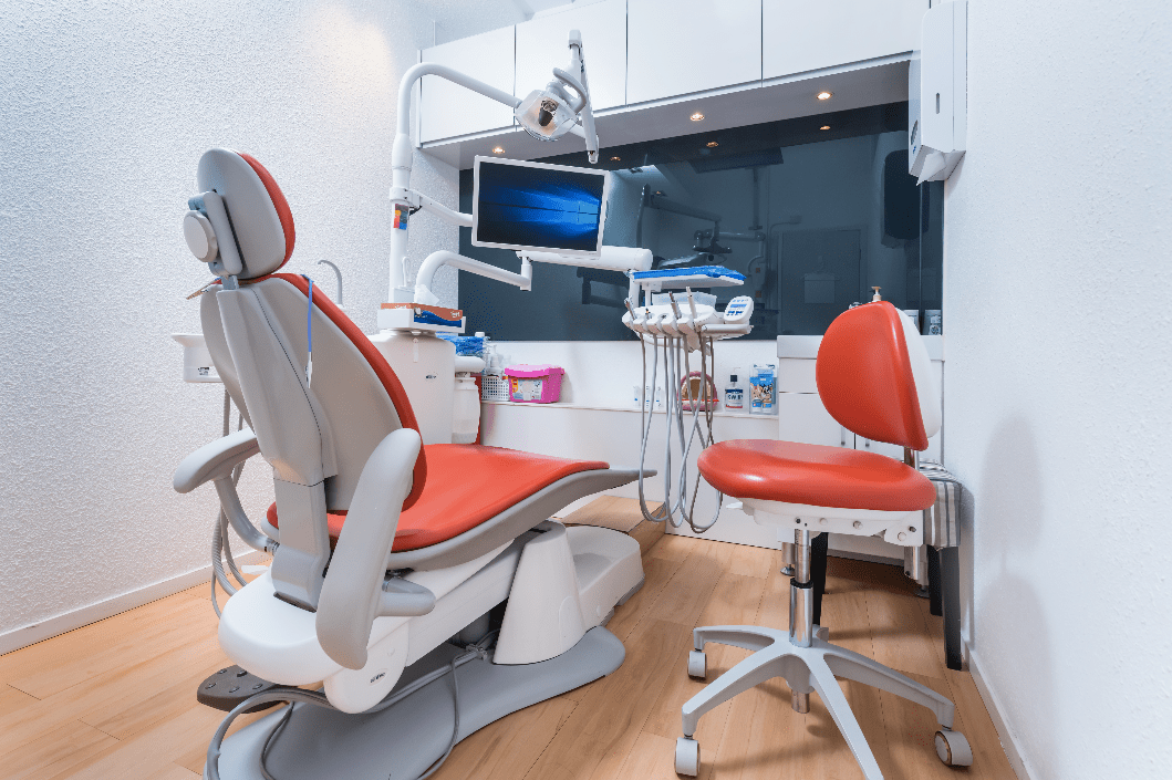 Dental Surgeon Equipment of Bayside Dental Clinic in Discovery Bay
