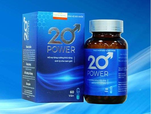 [CHI TIẾT] 20 Power Là Gì, Có Tốt Không, Giá Bao Nhiêu, Mua Bán Ở Đâu Chính Hãng?