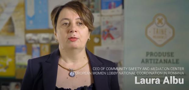 Community Safety and Mediation Center and SDG5