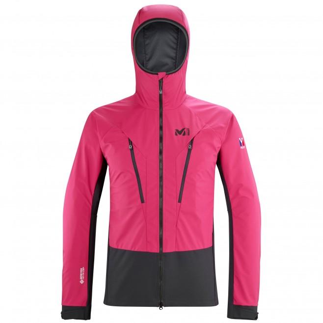 Veste soft shell pour le ski et l'alpinisme